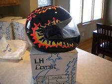 Vintage Helmet - Gasser Bobber Chopper Sportbike Retro