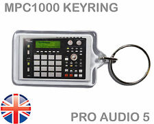 Akai MPC1000 BLACK Sampler - Keyring - Keychain - UK FAST POST