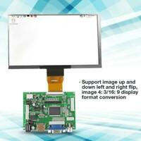 "7"" 7 inch LCD TFT Display 1024×600 HDMI VGA Monitor Screen for Raspberry Pi 3/2"