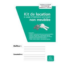[Ref:41E] EXACOMPTA Kit dossier location non meublée  41E