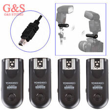 4pcs Yongnuo RF-603 II Radio Wireless Remote Flash Trigger N3 for Nikon D7000