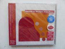 CD Album SMOOTH La musique avec piano SMOOTH ACE  TOCT 24783 JAPON