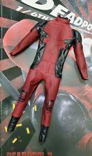 Hot toys MMS490 Xmen Marvel Deadpool 2 1/6 Uniform