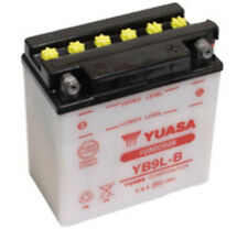 NEW 12V9AH 130CCA YUASA Motorcycle Battery YB9L-B