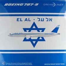 Boeing 787-9 El Al Israel Airlines 4X-EDF JC Wings XX2146 1:200