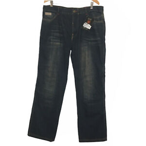 Triumph Mens 40 34 Heritage Motorcycle Jeans  Blue D30 Riding Made with Kevlar