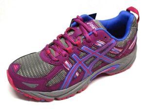 Asics Women's Gel-Venture 5 Running Shoe, Phlox/Sport Pink/Aluminum