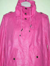 Bagatelle Lightweight Linen Jacket Coat Parka, Size M