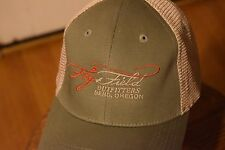 Fly & Field Outfitters Bend Oregon Fly Fishing Hat Baseball Cap Adjustable