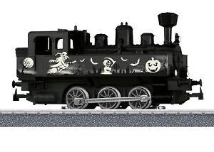 Märklin Démarrer Up - Locomotive à Vapeur Halloween - Lueur IN The Foncé, H0 (1: