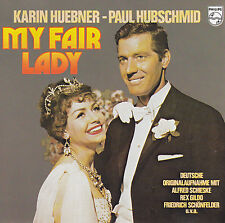 MY FAIR LADY - CD - K.Huebner/ Paul Hubschmid - ( Philips )