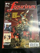 Revue Magazine Figurines Tradition Actualité Technique n° 9 AVRIL MAI 1996