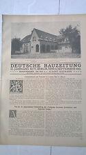 1921 75 ST Lorenz Sud in Lubecca