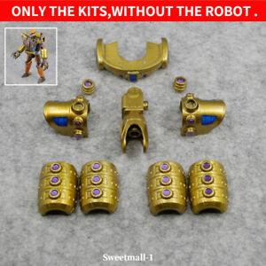 3D DIY Armor Upgrade Kit For Kingdom Dinobot Dinomus Card Style