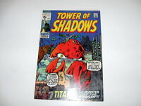 *TOWER OF SHADOWS #7 nm- (9.2)