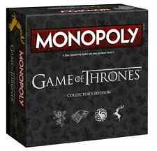 Monopoly Game of Thrones Collector´s Edition