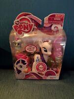 "My Little Pony ""Rarity"" Pony by Hasbro 2010 Mint"