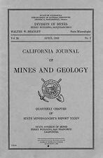 Gold & platinum dredging; Shasta Siskiyou & Trinity counties, Calif; RARE 1st ed