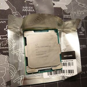 INTEL CONFIDENTIAL QL2T PROCESSOR 2.40 GHz 10 CORE ( ES i9-7900X ) X299 LGA 2066