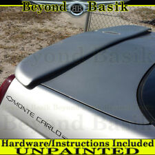 2000-2003 04 05 06 2007 Chevy Monte Carlo Factory Style Spoiler Wing UNPAINTED