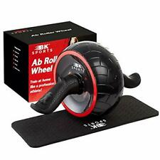 Bk Sports Ab Roller Wheel for Abs Workout – Ab Roller Wheel Abdominal Exercise E