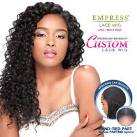 Sensationnel Synthetic Lace Front Wig Empress Edge Custom Lace Bohemian
