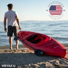 10 ft Kayak Sit In w/ Paddle Sea Lake River Canoe Water Sport Boat Fishing Usa