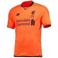 Camisetas de fútbol 3ª equipación de manga corta talla XL