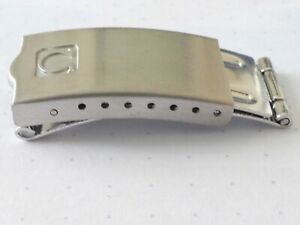 OMEGA Model SPEEDMASTER Moonwalk DEPLOYMENT Clasp Steel Ref. 1171