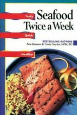 Seafood - Twice a Week Vol. I by Cindy Snyder and Evie Hansen (1997, Paperback)