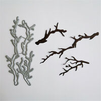 Tree Pole Design Metal Cutting Dies For DIY Scrapbooking Album Cards PT