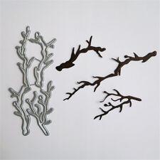 Tree Pole Design Metal Cutting Dies For DIY Scrapbooking Album Cards BL