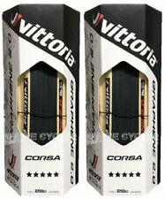 Vittoria Corsa G 2.0 Graphene 2019 clincher 700 x 28 black / tan 2 tires