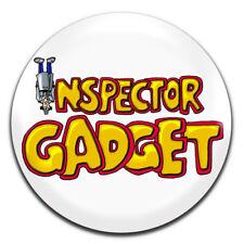 Inspector Gadget Retro Children's Kids TV 25mm / 1 Inch D Pin Button Badge