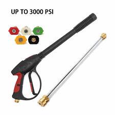 3000PSI High Pressure Washer Water Gun Kit,cleaner gun,car washer gun Wand Kit