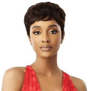 OUTRE FAB & FLY UNPROCESSED HUMAN HAIR FULL CAP WIG - MABEL