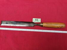 "Vintage Marples Bevel Edged Pairing Chisel 1 1/4"" in Fair Condition."