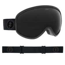 Electric, Goggle, Masher  Frame: Murked  Lens: jet black
