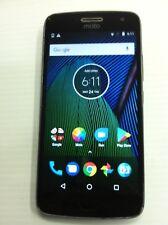 Motorola Moto G5 G Plus 5th Gen XT1687 32GB Gray,unlocked,please read  A17  #35