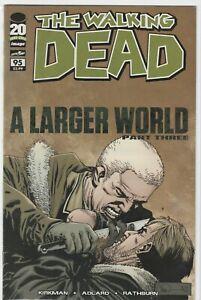 The Walking Dead # 95 - A Larger World Part 3 - Image - Kirkman - 7.5