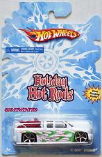 HOT WHEELS 2008 HOLIDAY HOT RODS '07 CHEVY SILVERADO W+