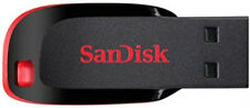 SanDisk 64 GB USB Memory Stick Pen Flash Drive Music Video Photo Files Storage