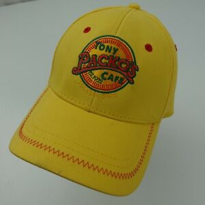 Tony Packo's Cafe Ball Cap Hat Fitted One Size Baseball Adult