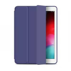 Smart PU Cover Stand Clear Back Case For Apple iPad mini 6th gen 8.3 inch Tablet