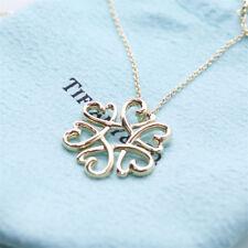 Rare TIFFANY & CO. 18K Gold Paloma Picasso Medallion Loving Heart Pendant