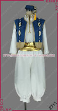 Altair: A Record of Battles Shoukoku no Altair Sapka Ibrahim Cosplay Costume S00
