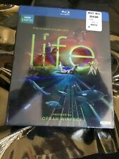 Life Blu-Ray 4 Disc-Set Discovery Channel Oprah Winfrey BBC Earth New