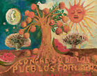 Frida Kahlo Peoples Congress For Peace Canvas Print 16 x 20
