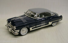 1949 Cadillac Series 62 Hardtop Blue 1:32 Die-Cast Signature Model 32422