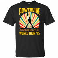 Powerline Stand Out World Tour 95′ Concert T-Shirt